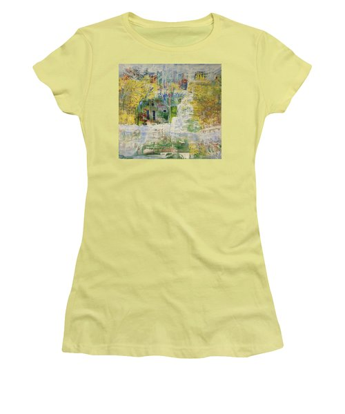 Dream Of Dreams. Women's T-Shirt (Junior Cut) by Sima Amid Wewetzer