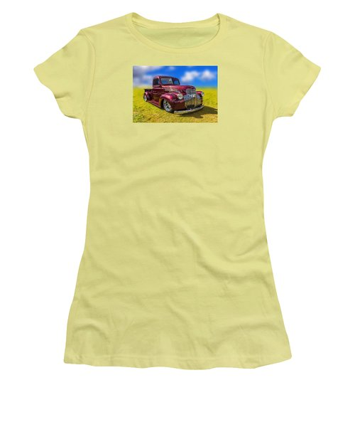 Dream Truck Women's T-Shirt (Athletic Fit)