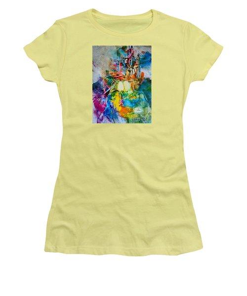 Dreams Do Come True Women's T-Shirt (Athletic Fit)