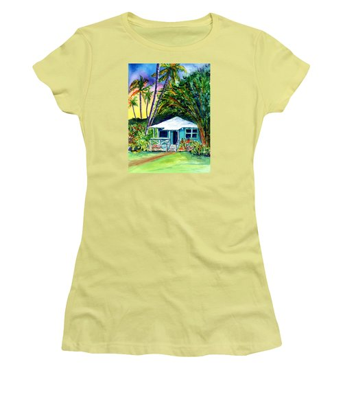 Dreams Of Kauai 2 Women's T-Shirt (Junior Cut) by Marionette Taboniar