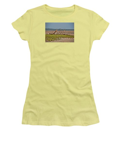 Driftwood With Baracles Women's T-Shirt (Athletic Fit)