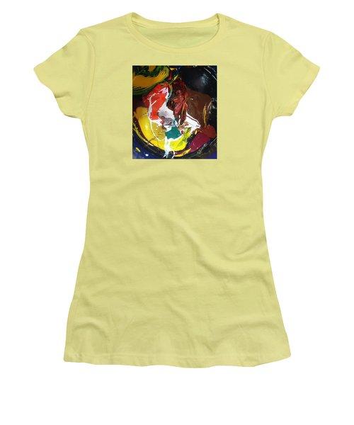 Dry Paprika Women's T-Shirt (Junior Cut) by Gyula Julian Lovas