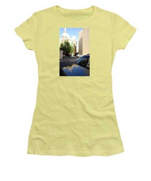 Dubai Women's T-Shirt (Athletic Fit)