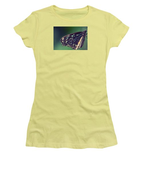 Women's T-Shirt (Junior Cut) featuring the photograph Dulce Alegria by The Art Of Marilyn Ridoutt-Greene
