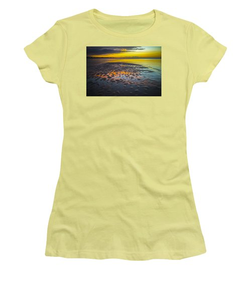 Dusk On Cayo Coco Women's T-Shirt (Athletic Fit)