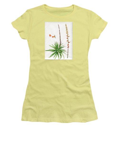 Dyckia Platyphylla Women's T-Shirt (Athletic Fit)