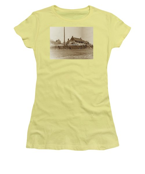 Dyckman House  Women's T-Shirt (Athletic Fit)