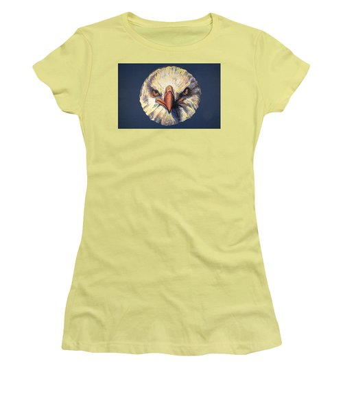 Eagle Women's T-Shirt (Athletic Fit)
