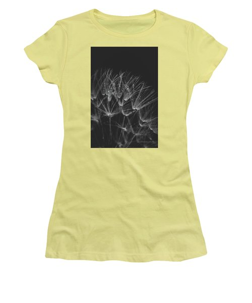 Early Morning Rituals Women's T-Shirt (Junior Cut) by Yvette Van Teeffelen