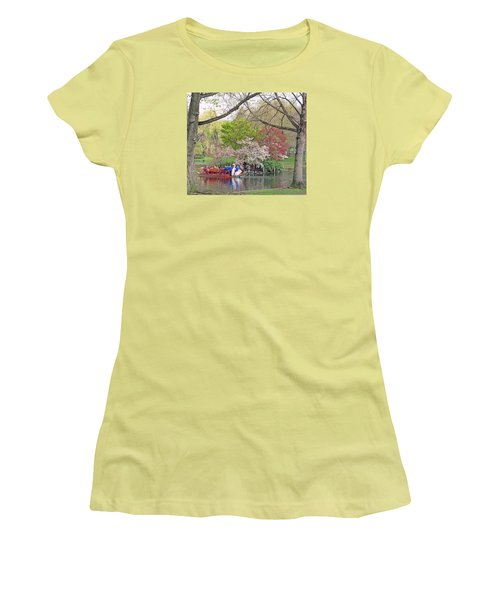 Early Spring Boston Women's T-Shirt (Athletic Fit)