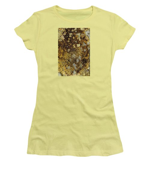 Earth Portrait 015 Women's T-Shirt (Athletic Fit)