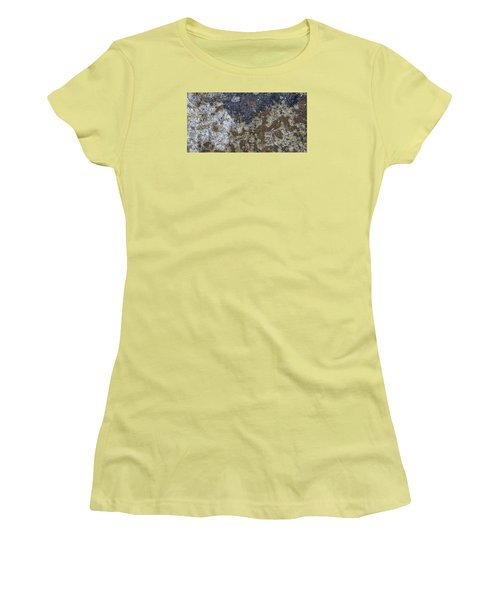 Earth Portrait L8 Women's T-Shirt (Athletic Fit)