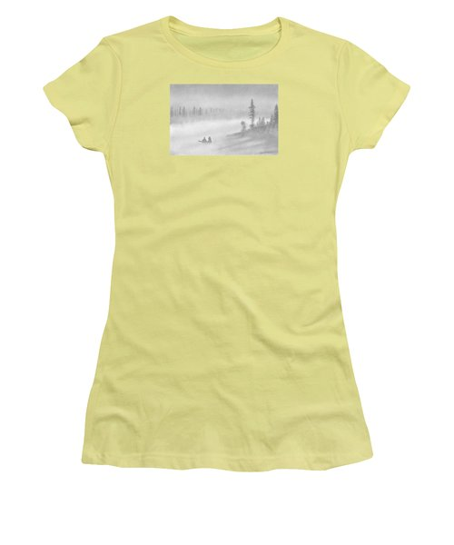 East Inlet Women's T-Shirt (Athletic Fit)