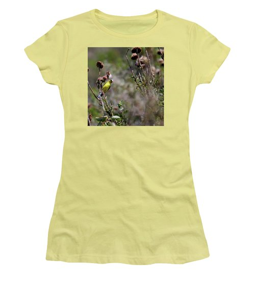 Eating Natural Women's T-Shirt (Athletic Fit)