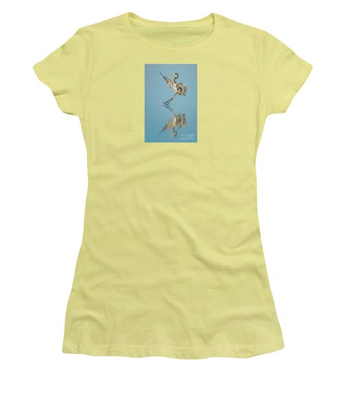 Elegance Women's T-Shirt (Junior Cut) by Alice Cahill