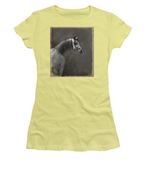 Elegance  Women's T-Shirt (Junior Cut) by Dorota Kudyba