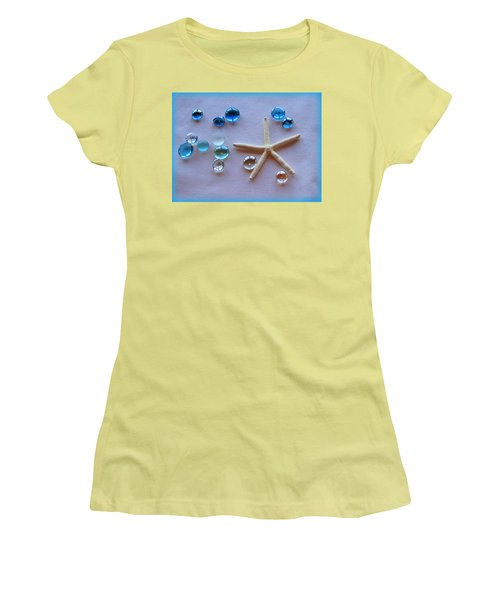 Elements Of The Sea Women's T-Shirt (Athletic Fit)