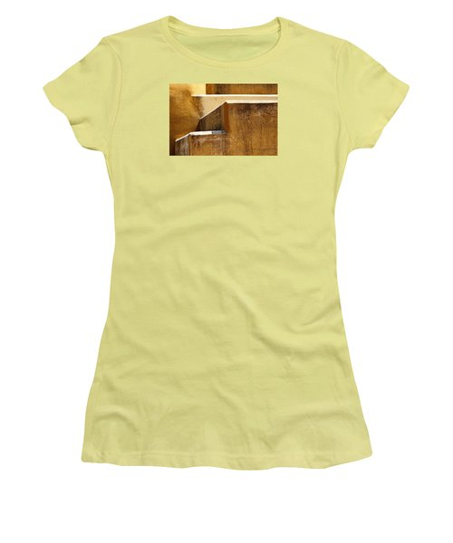 Women's T-Shirt (Junior Cut) featuring the photograph Elevate by Prakash Ghai