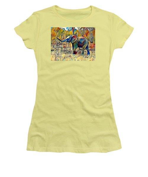 Ellie Women's T-Shirt (Athletic Fit)