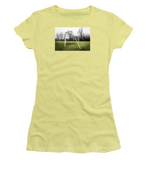 Emptiness Women's T-Shirt (Junior Cut) by Celso Bressan