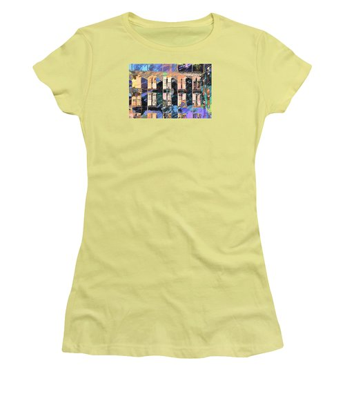 Empty Windows Women's T-Shirt (Athletic Fit)