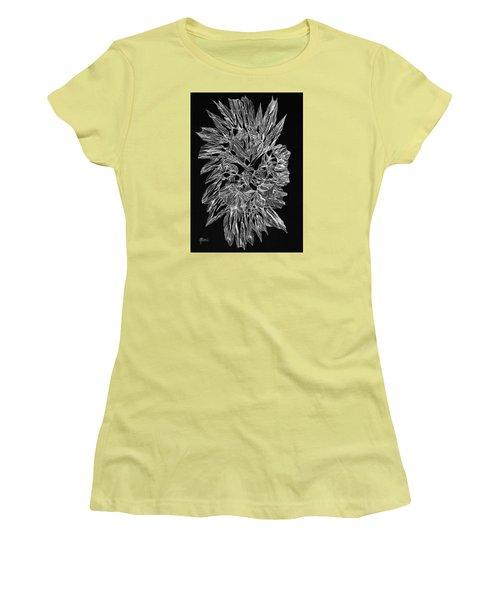 Encirclement Women's T-Shirt (Junior Cut) by Charles Cater