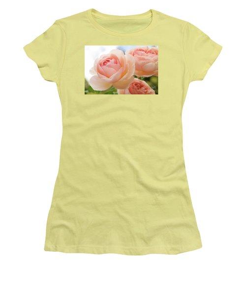 Endless Summer 3 Women's T-Shirt (Junior Cut) by Victor K