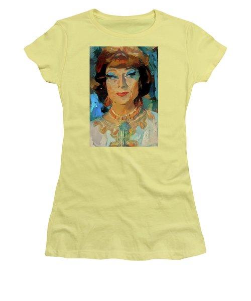 Endora Women's T-Shirt (Athletic Fit)