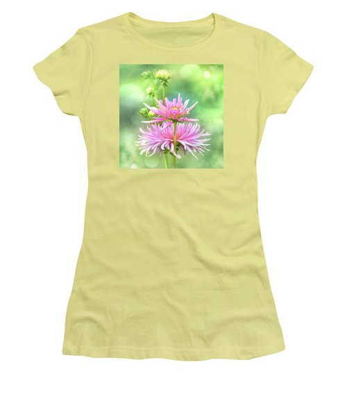 Women's T-Shirt (Athletic Fit) featuring the photograph Enduring Grace by John Poon