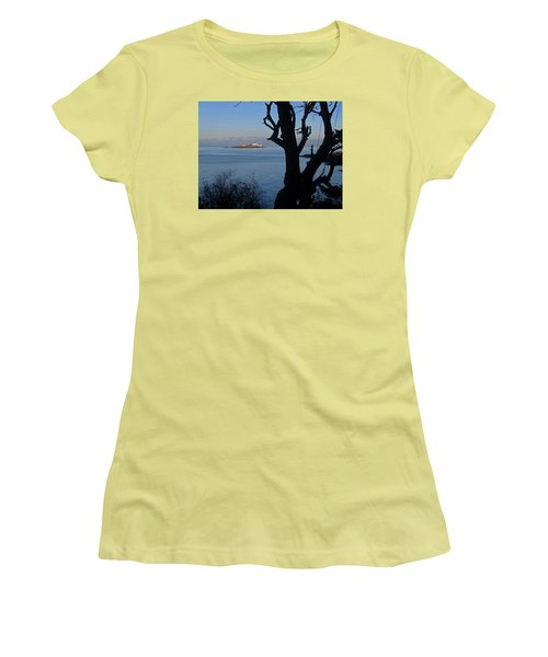 Entrance Island, Bc Women's T-Shirt (Athletic Fit)
