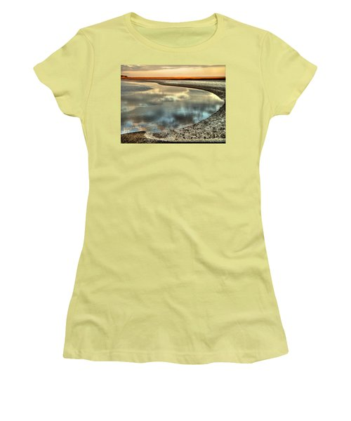 Estuary Women's T-Shirt (Athletic Fit)
