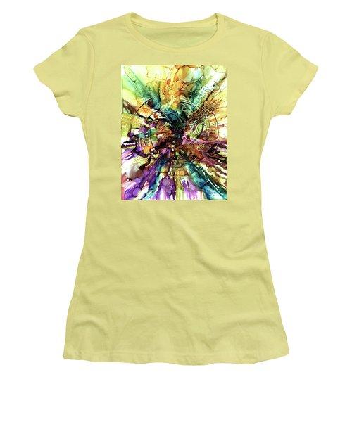 Ever Expanding Universe Women's T-Shirt (Athletic Fit)