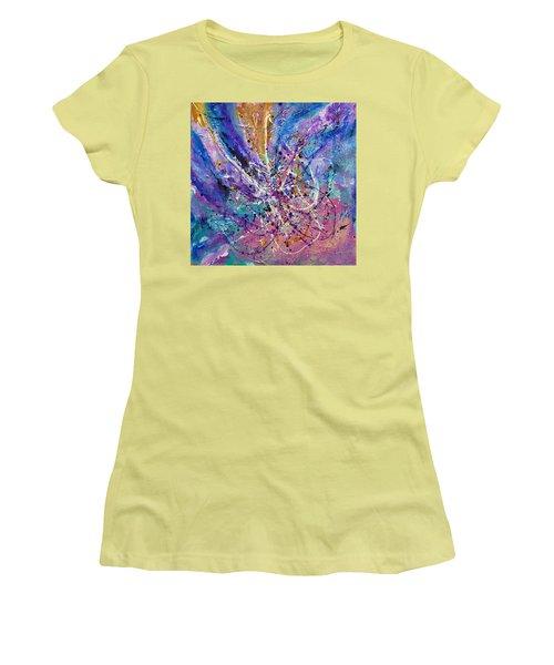 Every Single Second Women's T-Shirt (Junior Cut) by Tracy Bonin