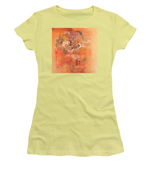 Evolving I  Women's T-Shirt (Athletic Fit)