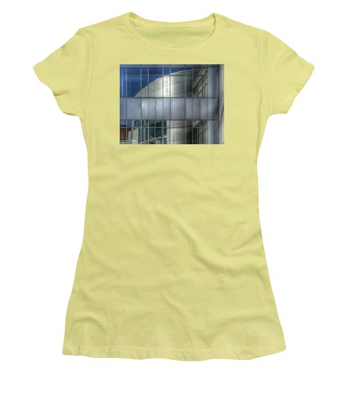 Exeter Hospital Women's T-Shirt (Junior Cut) by Rick Mosher
