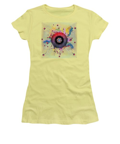 Eye Know Light Women's T-Shirt (Athletic Fit)