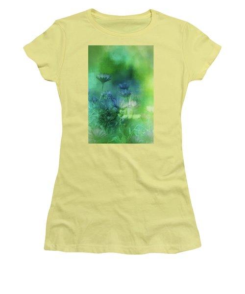 Fairy Garden Women's T-Shirt (Athletic Fit)