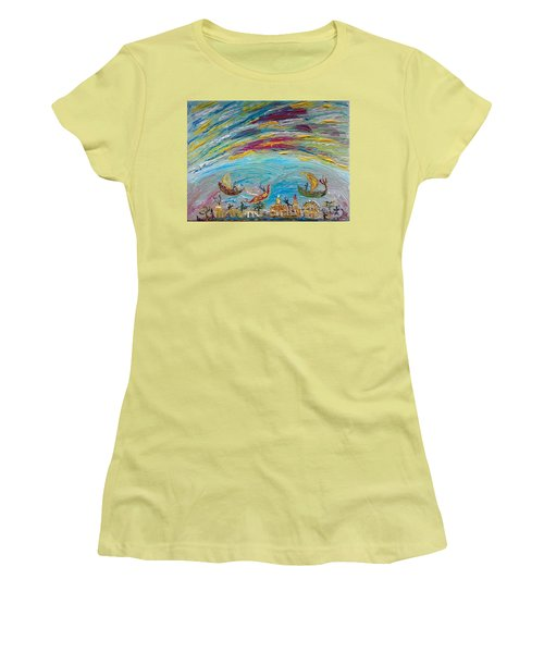 Fairyland Women's T-Shirt (Athletic Fit)