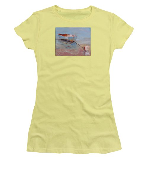 Faithful Dinghy Women's T-Shirt (Athletic Fit)