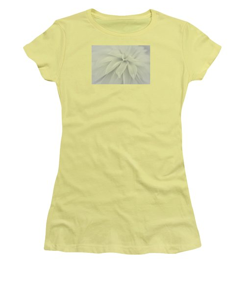 Women's T-Shirt (Junior Cut) featuring the photograph Faithful Whisper by The Art Of Marilyn Ridoutt-Greene
