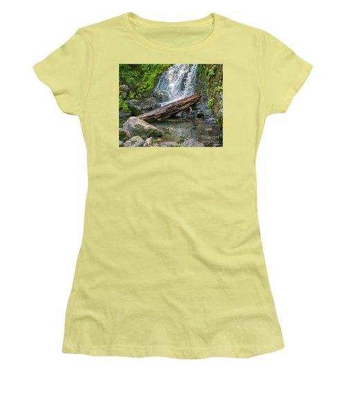 Falls Creek 0742 Women's T-Shirt (Athletic Fit)