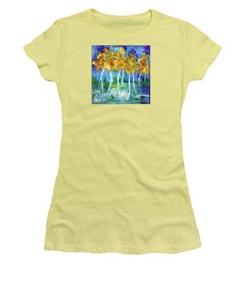 Fantasy Glade Women's T-Shirt (Athletic Fit)