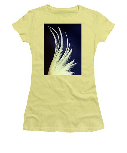 Feathers Women's T-Shirt (Athletic Fit)