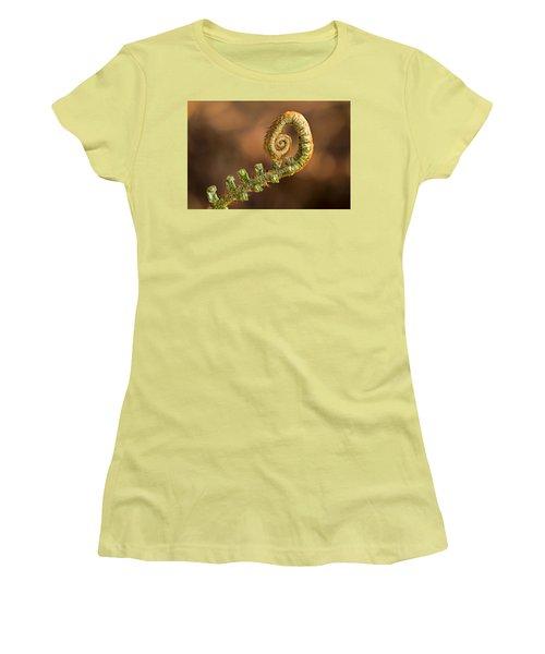 Fern Frond - 365-39 Women's T-Shirt (Junior Cut)