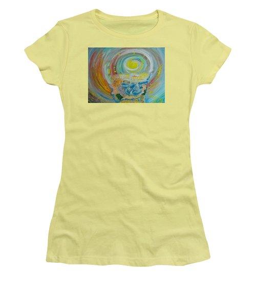 Fictional Universe Women's T-Shirt (Athletic Fit)