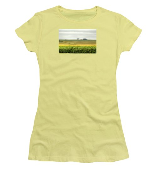 Fields Of Color Women's T-Shirt (Athletic Fit)