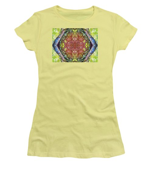 Fifth Dimension Women's T-Shirt (Athletic Fit)