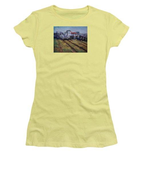Fill'er Up Women's T-Shirt (Junior Cut)