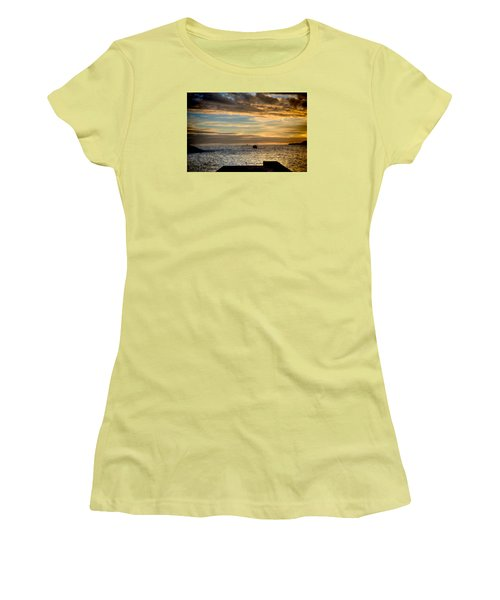 Fine Art Colour-138 Women's T-Shirt (Athletic Fit)