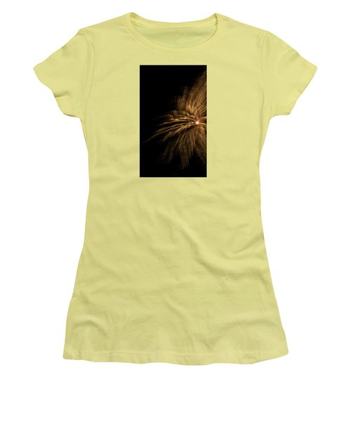 Fireworks 5 Women's T-Shirt (Junior Cut) by Ellery Russell